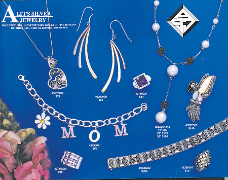 Jewelry Catalog photography and printing